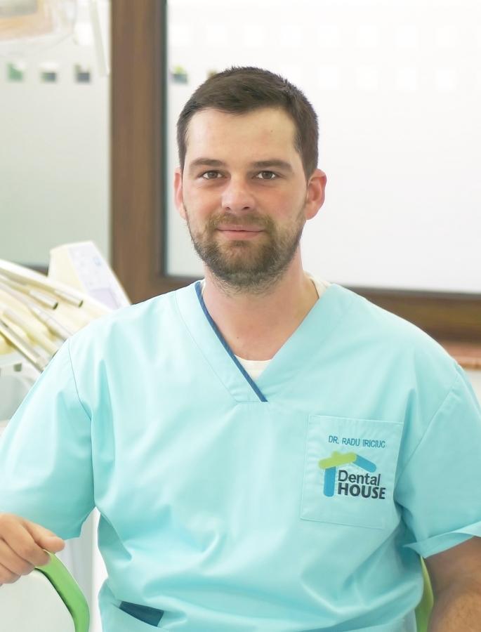 DR RADU IRICIUC